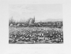 Damas_Muslim_cemetery_1839 Wikimedia Commons Public Domain